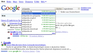 wikigoogle