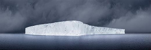 Eisberg Fotografie